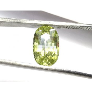 NATURAL GREEN GARNET   batu permata