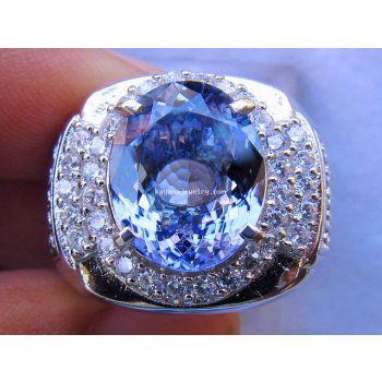 SUPER SPARKLING TANZANITE TOP QUALITY  batu permata